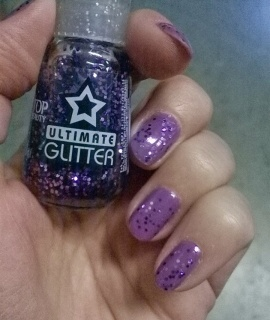 Esmaltes Top Beauty Purple Rain